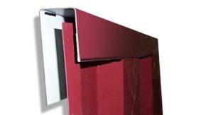 металлические планки декоративные планка заборная ассортимент цветов по ралу