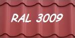 купить светло-красная 3009 бордовая металлочерепица купить мат глянец киев цена дешево - арембуд