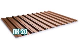 Металопрофіль ПК-20