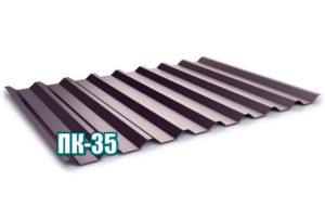 Металопрофіль ПК-35