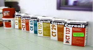 сухие смеси киев церезит (ceresit) киев купить цена прайс - ооо арембуд